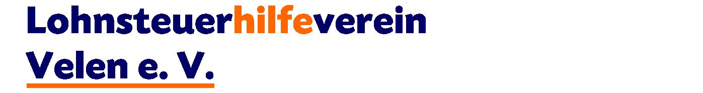 Lohnsteuerhilfeverein Velen e.V.